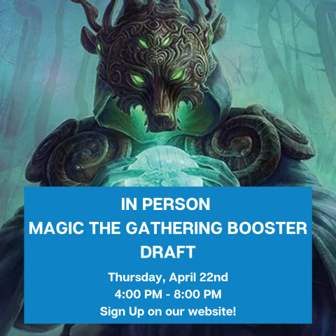 BOOSTER DRAFT!